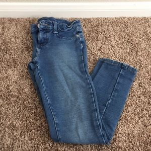 Girls Skinny Jeans Justice Size 8
